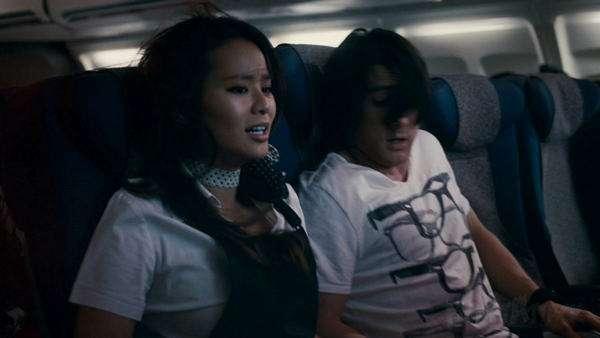Pelicula de terror vuelo 7500 2014