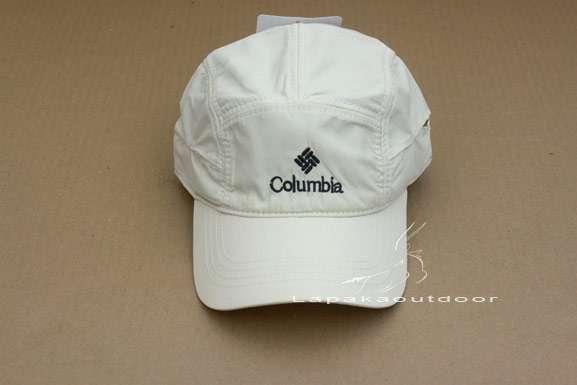 perlengkapan camping topi columbia