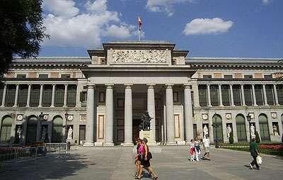 Prado Müzesi – Museo del Prado | İspanyol Kraliyet Koleksiyonuna Dayalı Madrid'de Yer Alan Müze..