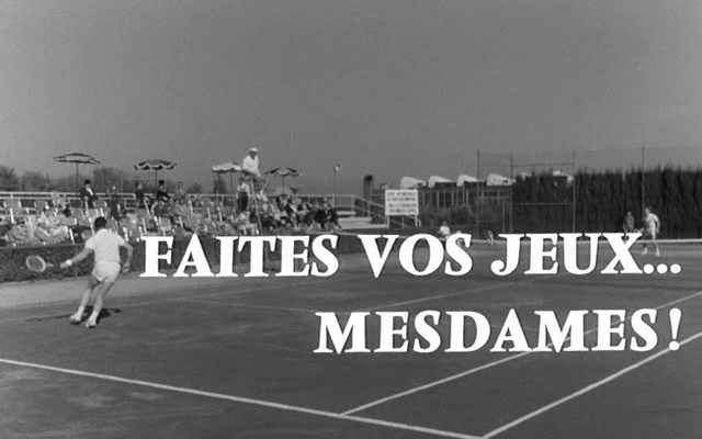 78992491 Marcel Ophüls   Faites vos jeux, mesdames AKA Make your Bets, Ladies (1965)