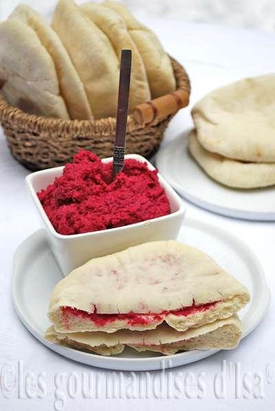 Hummus la betterave - Cuisine libanaise livre ...
