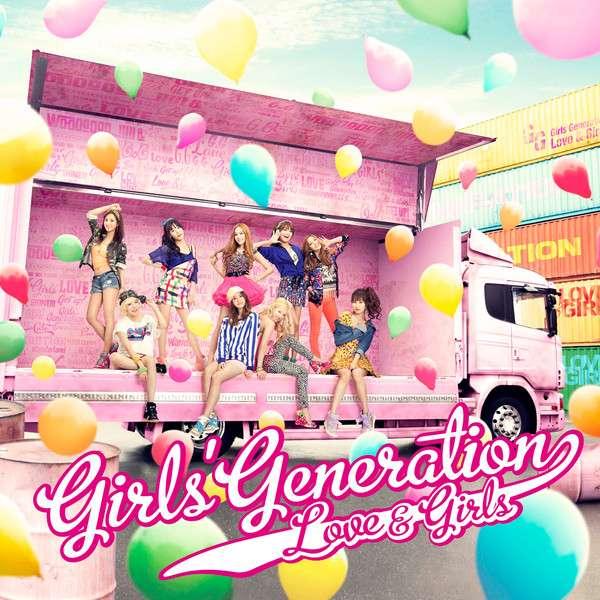 [Single] Girls' Generation - LOVE&GIRLS [Japanese]