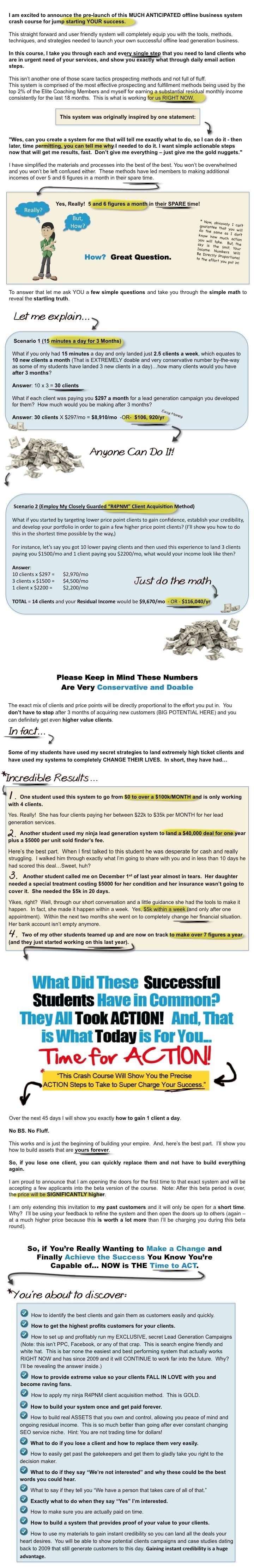 Offline Experts Academy Crash Course - 2