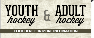 YOUTH AND ADULT HOCKEY