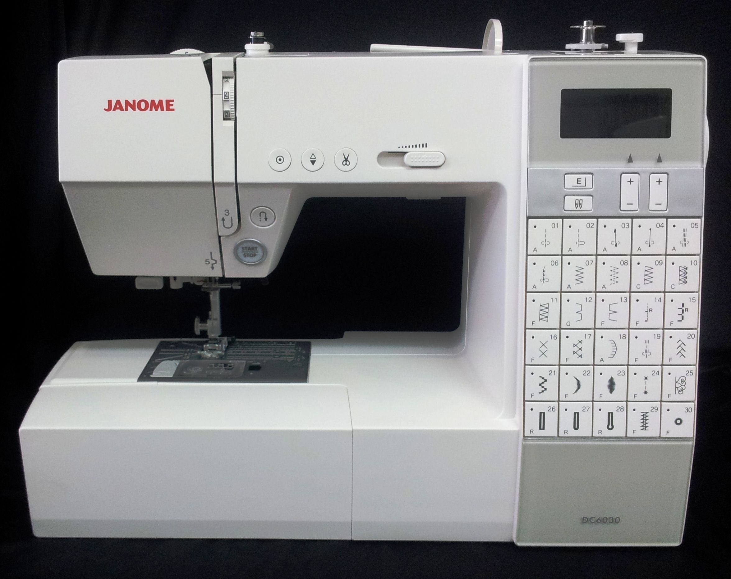 janome my style 16 instruction manual