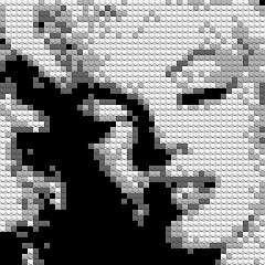 LEGO Marilyn | Brixel