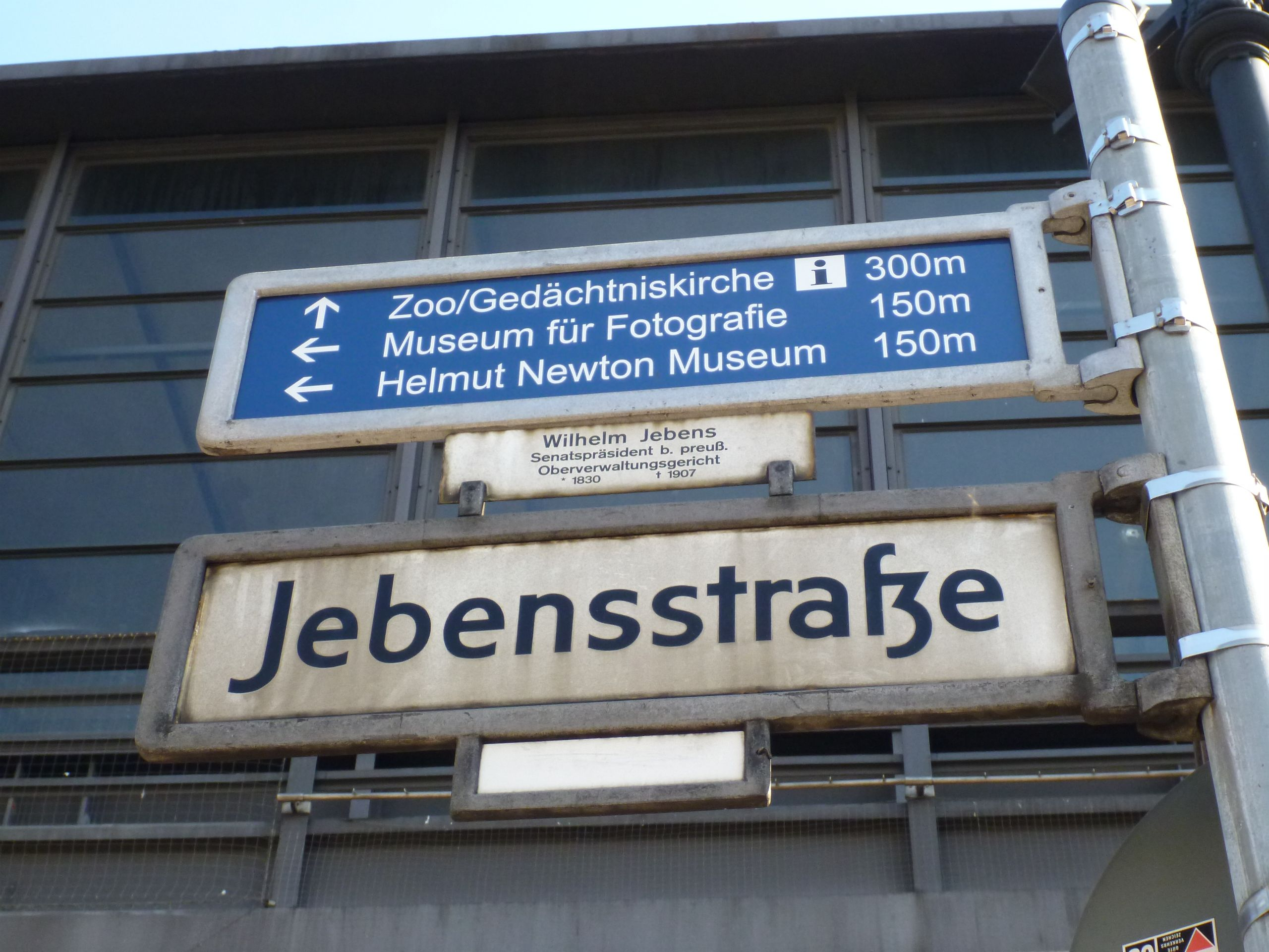 Jebensstrasse