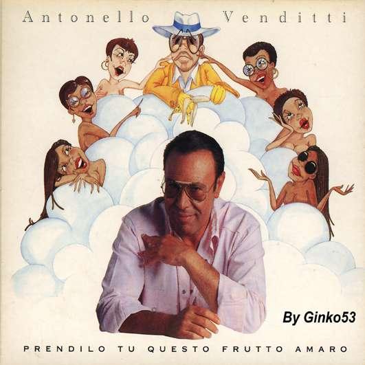 Antonello Venditti - Prendilo tu questo Frutto Amaro (1995)