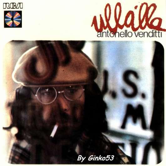 Antonello Venditti - Ullallа (1976)