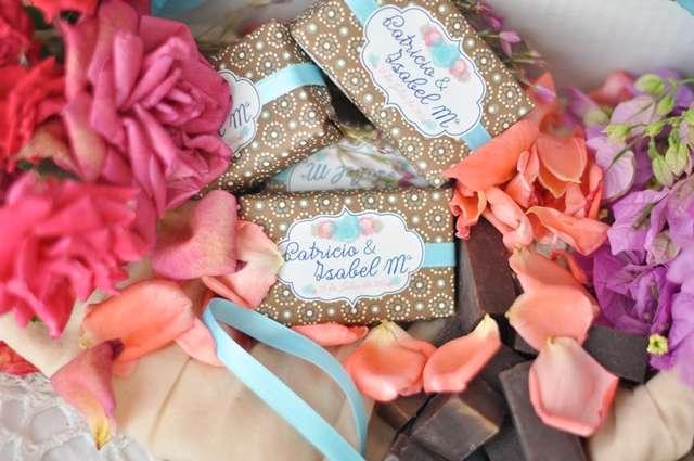jabones personalizados bodas