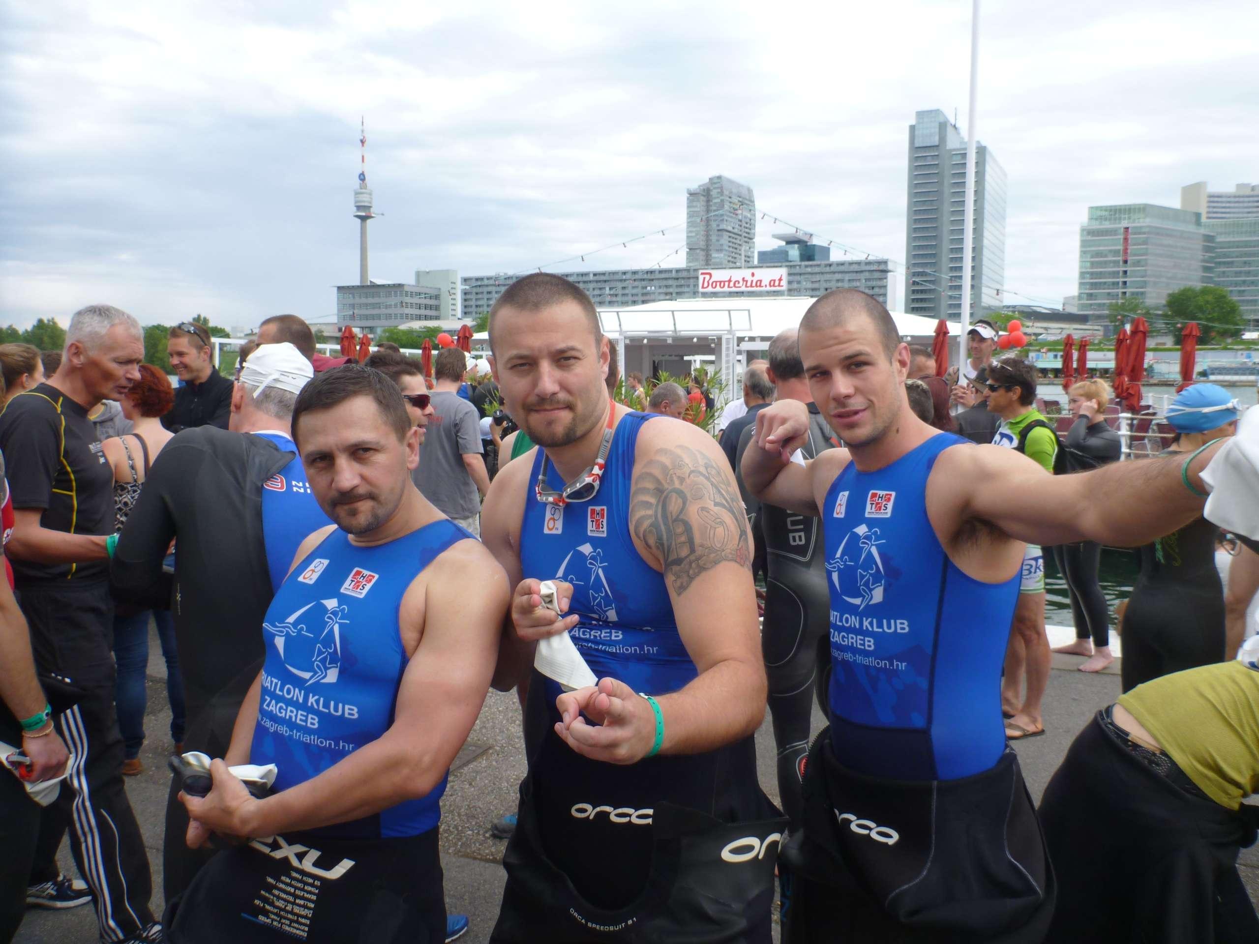 TK Zagreb - Žohar, Boris i Bojan