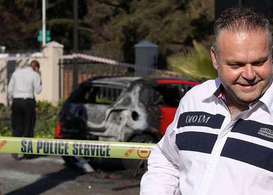 Man survives James Bond style assassination attempt