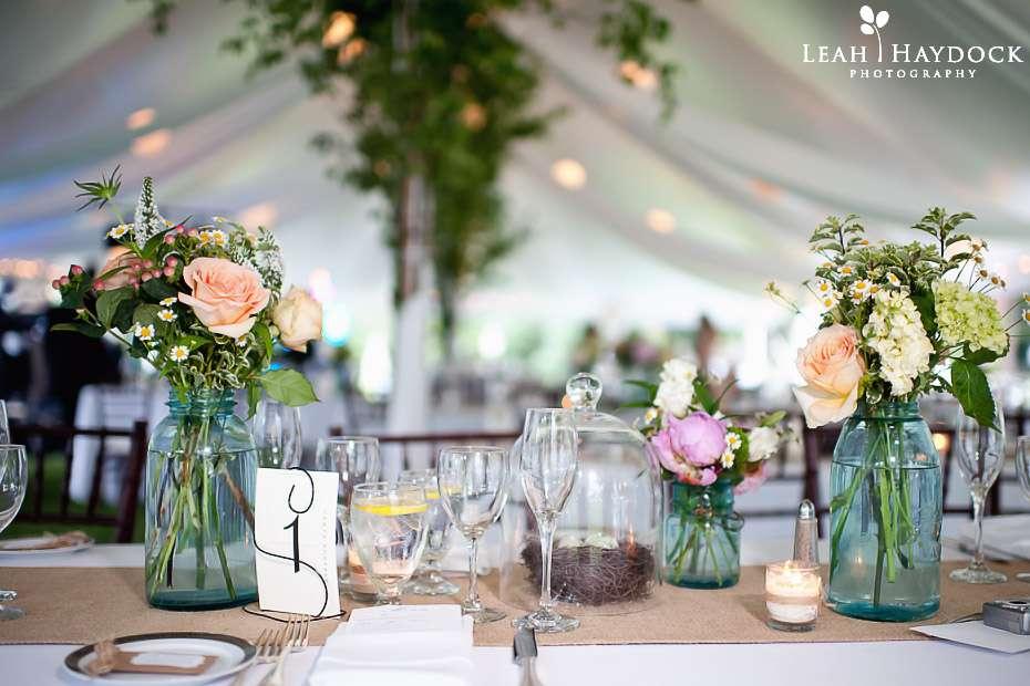 Northshore Wedding Venue with Tent