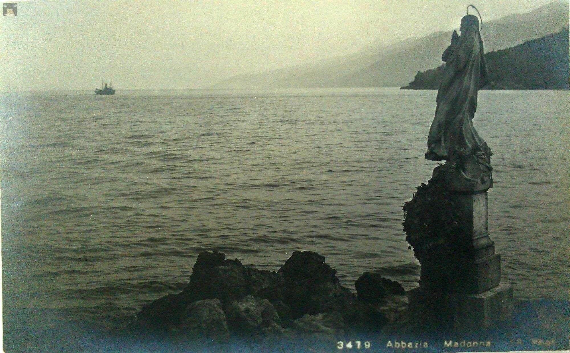 madonna del mare sirocco opatija