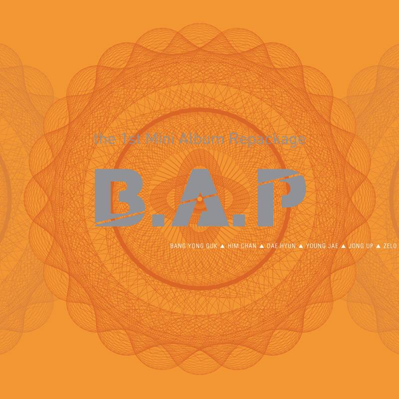 [Mini Album] B.A.P - Crash [The 1st Mini Album Repackage]