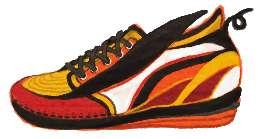 暖暖豬運動鞋(男裝左腳)(12/4/2013)