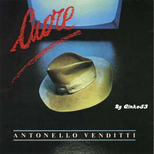 Antonello Venditti - Cuore (1984)
