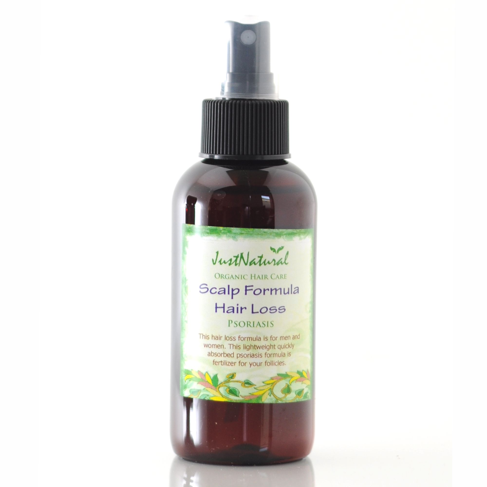 Psoriasis Scalp hair loss remedy
