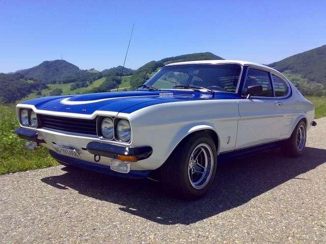 FORD Capri Mk1 NUOVO 8//9 pollici posteriore o una parte mano tutti i modelli Freno Cavo 1968-1974