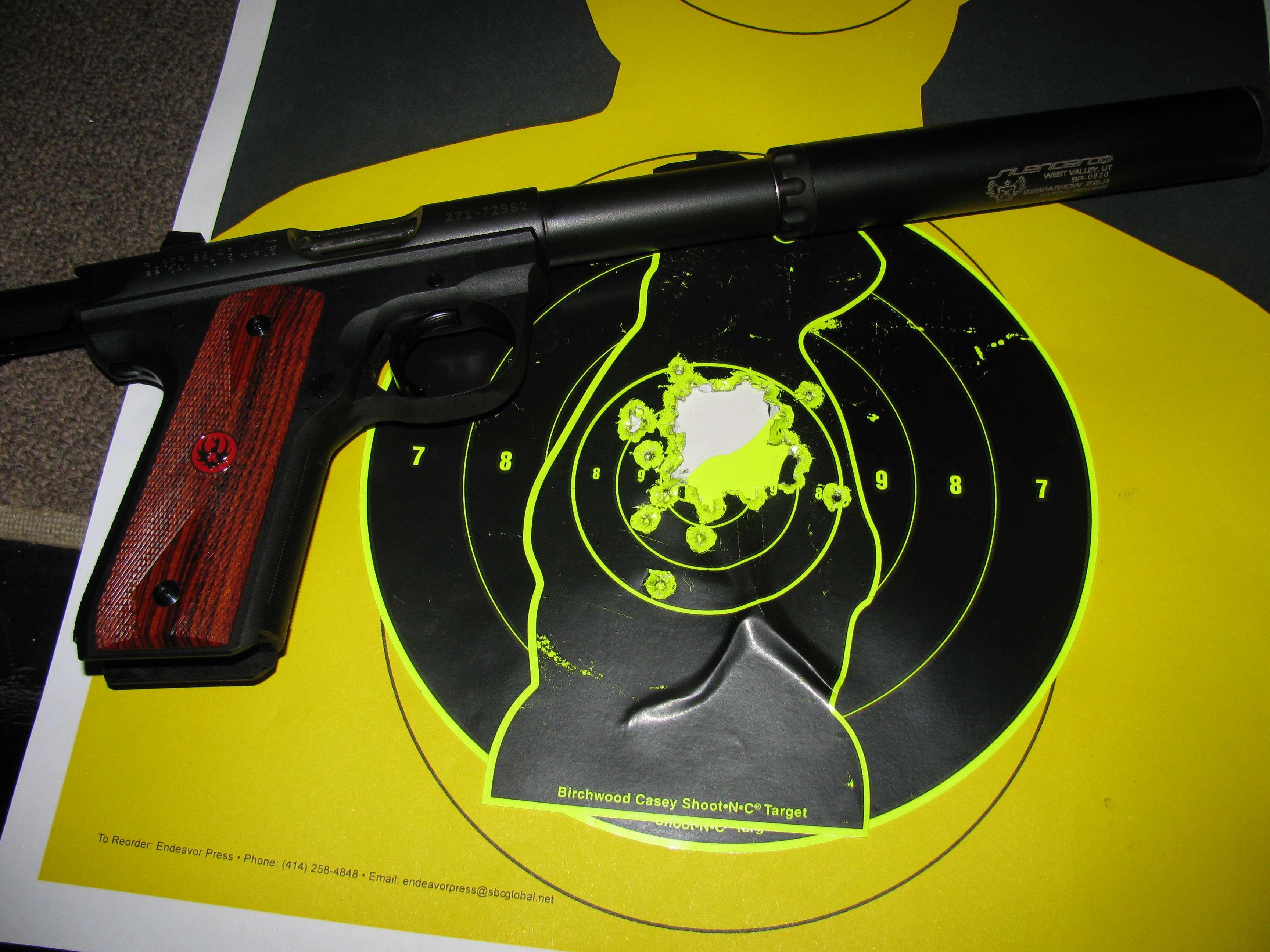 Show off your favorite rimfire plinking handgun? - General Handgun Discussion