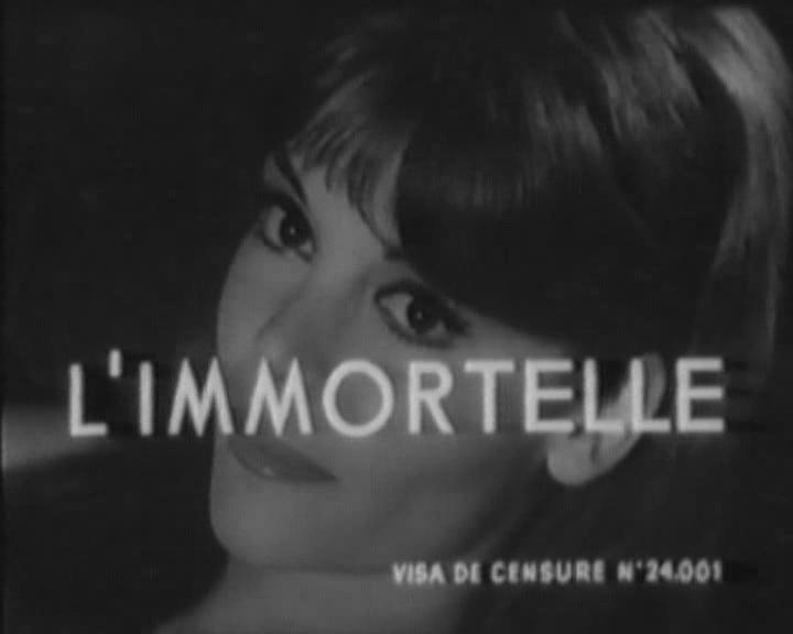 els0yk Alain Robbe Grillet   LImmortelle (1963)