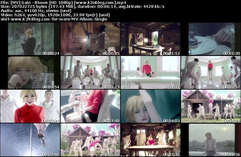 [MV] Gain - Bloom (HD 1080p Youtube)