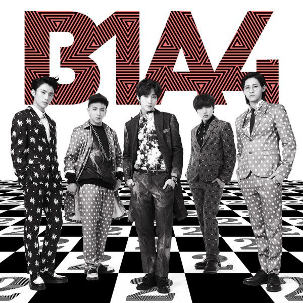 [Album] B1A4   2 [Japanese] (MP3 + iTunes Plus AAC M4A)