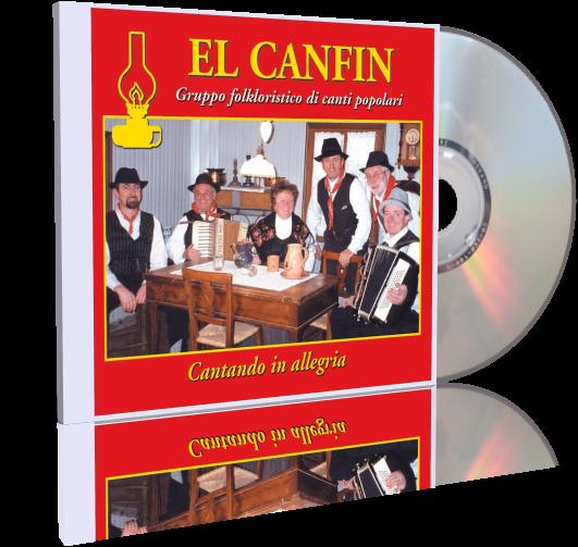 El Canfin - Cantando in Allegria (2007)
