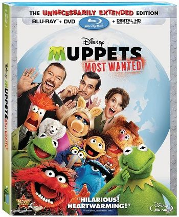 Muppets Aran�yor - Muppets Most Wanted - 2014 BluRay 1080p DuaL MKV indir