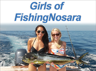 Girls of FishingNosara