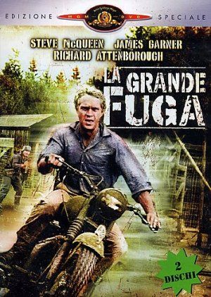 La Grande Fuga - The Great Escape (1963) Dvd9 Copia 1:1 ITA - MULTI