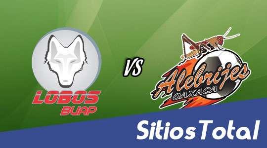 Lobos BUAP vs Alebrijes de Oaxaca en Vivo - Copa MX