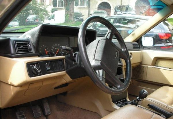 Hby on 1985 Volvo 740 Gle