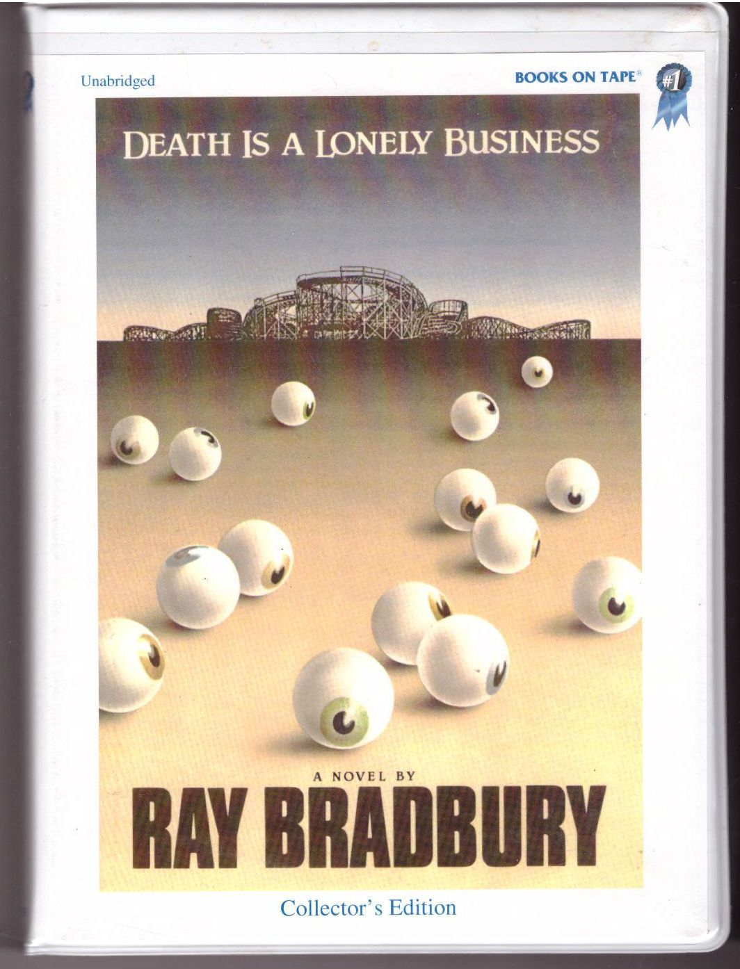 Death Is A Lonely Business, Bradbury, Ray