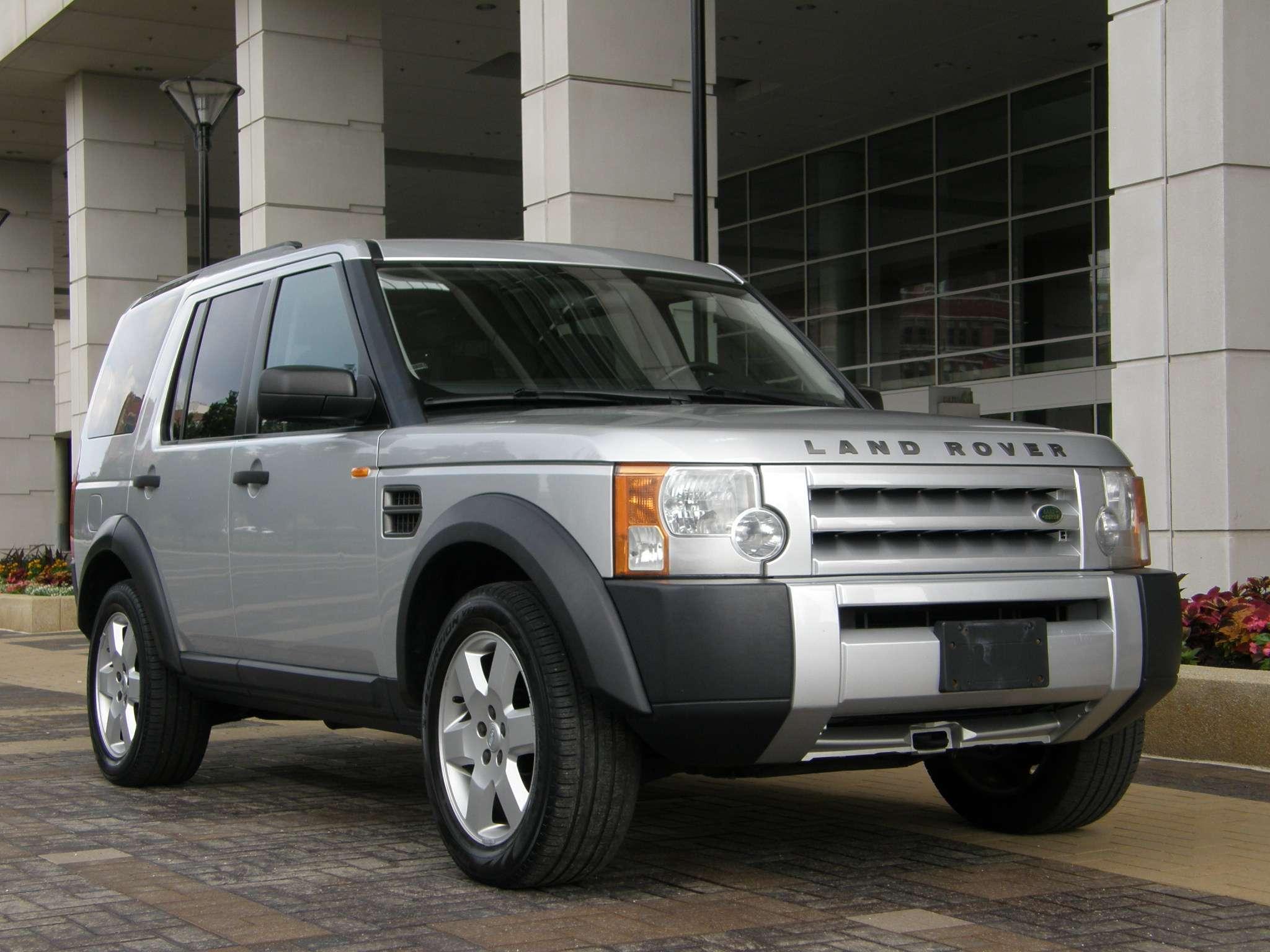 buy used 2005 land rover lr3 se 7 3rd row navigation. Black Bedroom Furniture Sets. Home Design Ideas