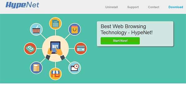 Удалить Объявления HypeNet