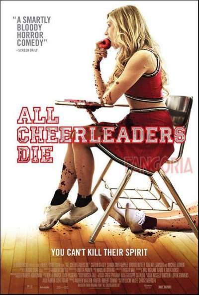 All Cheerleaders Die 2014 pelicula