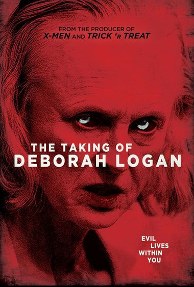 The Taking of Deborah Logan pelicula terro 2014