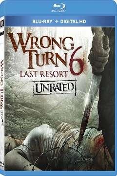 Korku Kapanı 6 - Wrong Turn 6 Last Resort - 2014 BluRay 1080p BluRay x264 DTS MKV indir