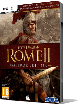 [PC] Total War: ROME II - Emperor Edition - Update v2.2.0 Incl. DLC - RELOADED (2014) - ENG
