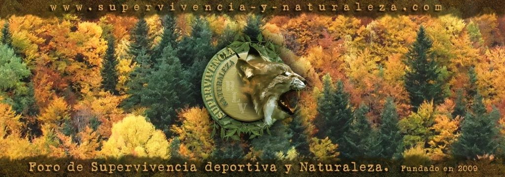 Supervivencia y Naturaleza (Survival & Nature), 5 años de supervivencia en español.