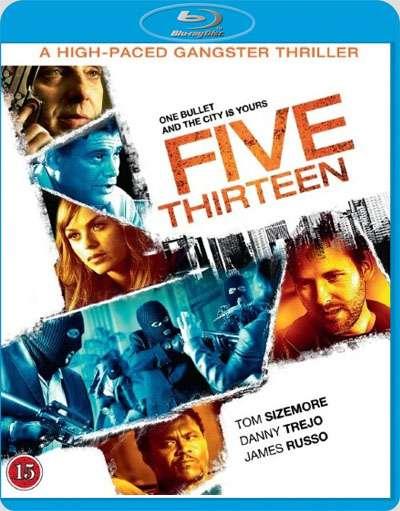 Son Teslimat - Five Thirteen - 2013 BluRay 1080p DuaL MKV indir
