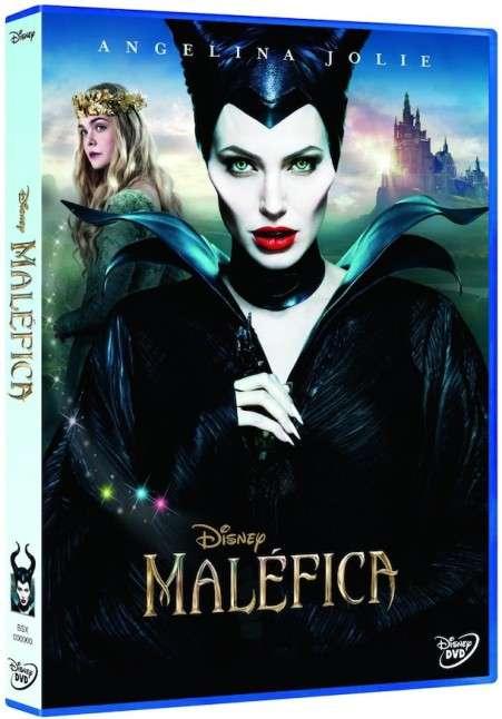 Malefica - Maleficent (2014) DVD 9 Copia 1:1 Multi Ita