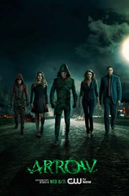 Arrow – S03E15 – Nanda Parbat