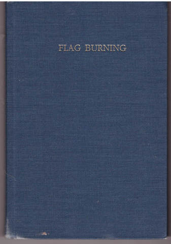 Flag Burning: Moral Panic and the Criminalization of Protest (Peachpit Guide to Webtop Publishing)