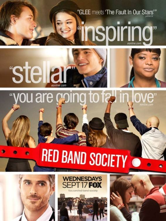 Red Band Society S01 720p 1080p WEB-DL