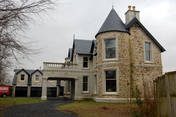 New stone houses images galleries for Stone built homes
