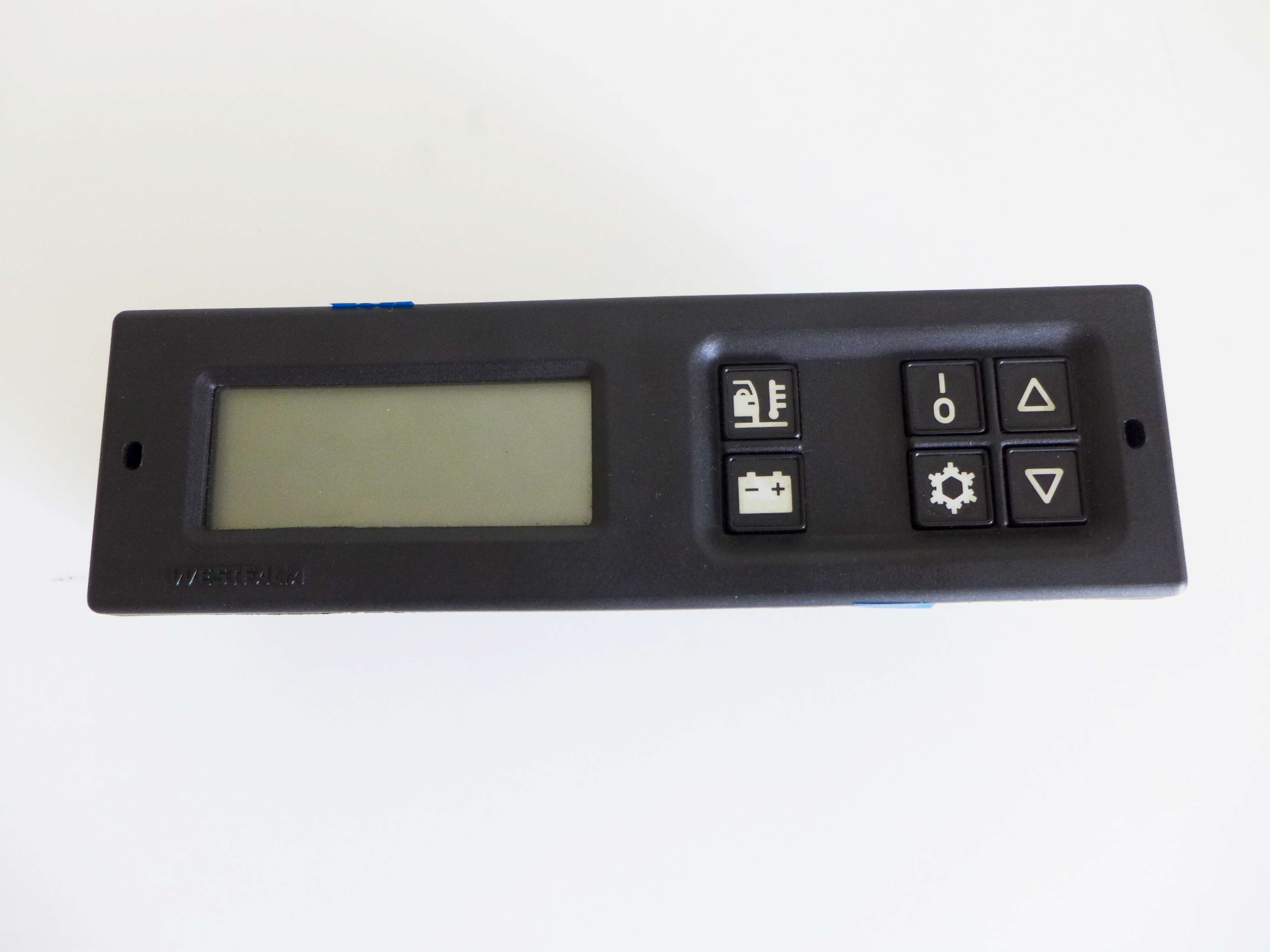 Kühlschrank Vw : Bedienteil vw t california kühlschrank batterie temperatur