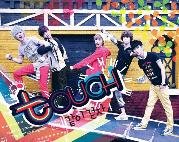 [Single] Touch - Let's Walk Together