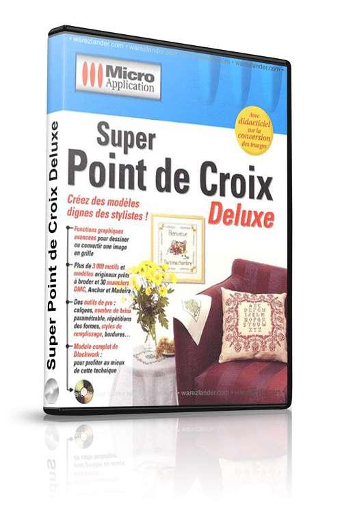 Micro Application - Super Point de Croix Deluxe - Warezlander